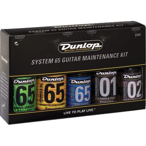 Dunlop Dunlop - 6500 System - 65 Guitar Maintenance Kit