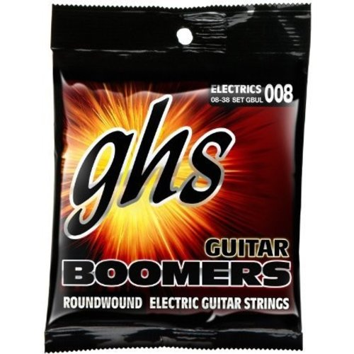GHS GHS - Boomers - Electric Guitar - Ultra Light - 8-38