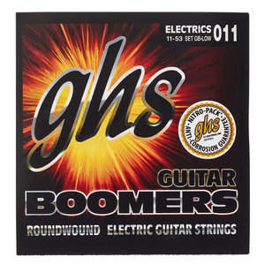 GHS GHS - Low Tune Boomers - 11-53