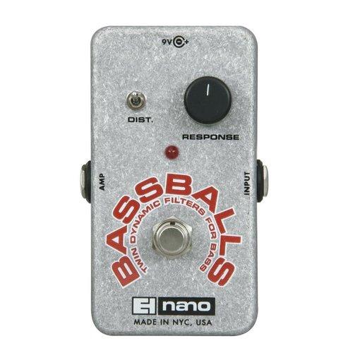 USED - Electro Harmonix Nano BassBalls Twin Dynamic - Envelope Filter