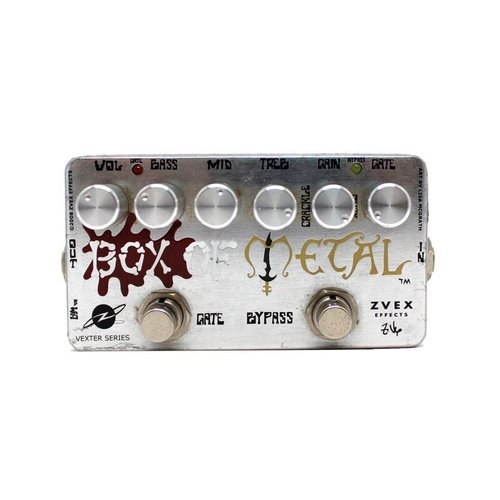 USED - Zvex Box of Metal