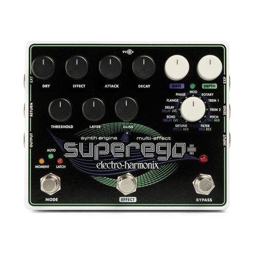 Electro Harmonix Electro Harmonix - Super Ego PLUS - Synth Generator