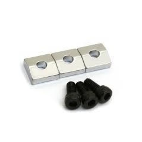 Allparts Allparts - Nut Blocks Chrome for Floyd Rose or Stratocaster