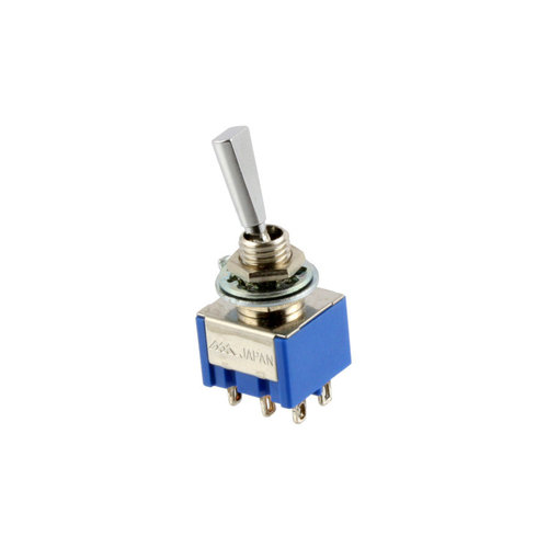 Allparts Allparts - On-On-On DPDT Mini Switch