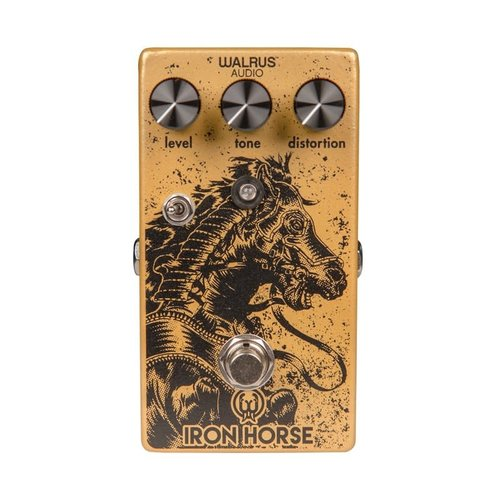 Walrus Audio Walrus Audio - Iron Horse - Distortion - V2