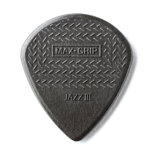 Dunlop Dunlop - Max-Grip Nylon - Jazz III - 1.38mm