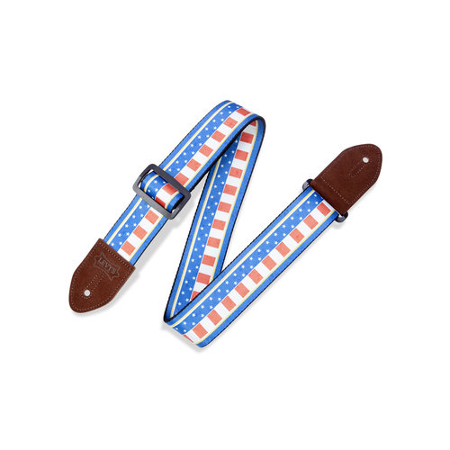 "Levy's Leathers Levy's - 2""  Polyester Guitar Strap - MP2-011"