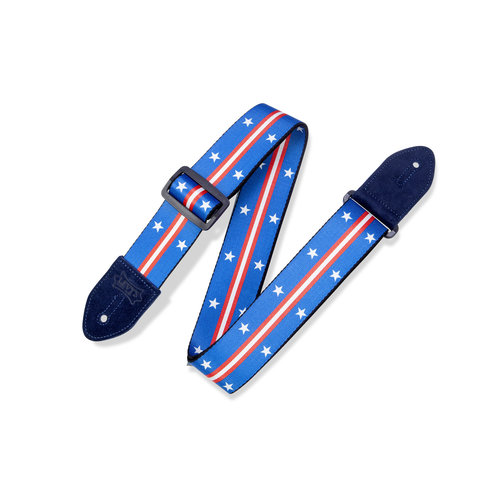 """Levy's Leathers Levy's - 2""""  Polyester Guitar Strap - MP2-012"""