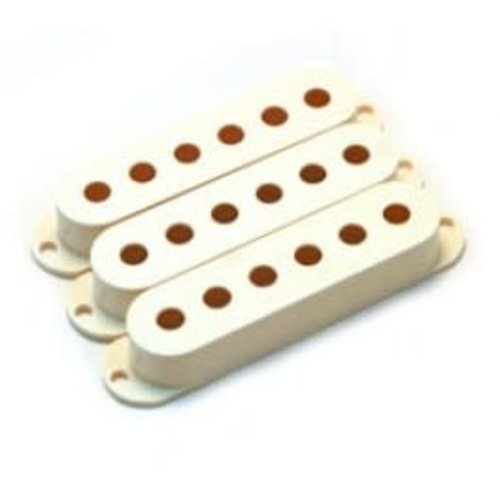 Allparts Allparts - Pickup Covers - Parchment