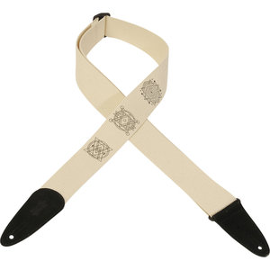 "Levy's Leathers Levy's - 2"" Cotton Guitar Strap - MC8IGN-003"