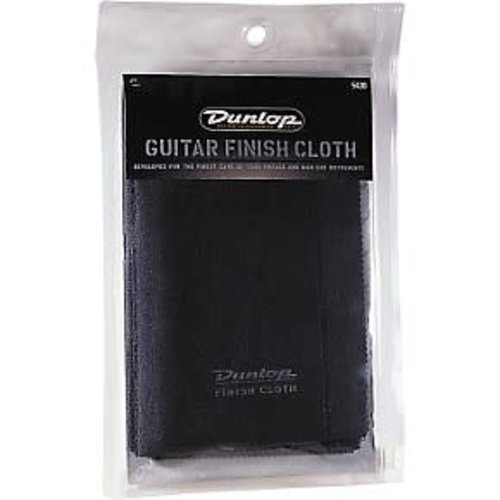 Dunlop Dunlop - Guitar Finish Cloth