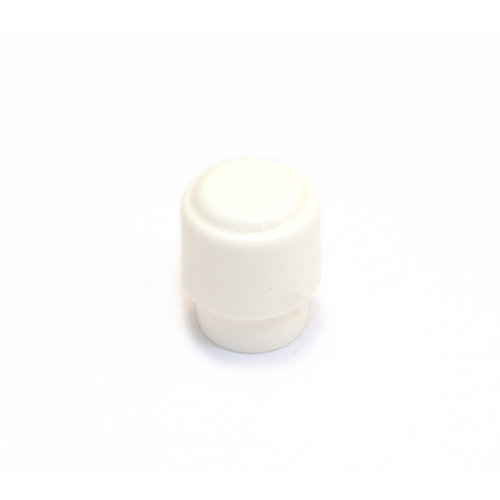 Allparts Allparts - Telecaster White Switch Tips- Round