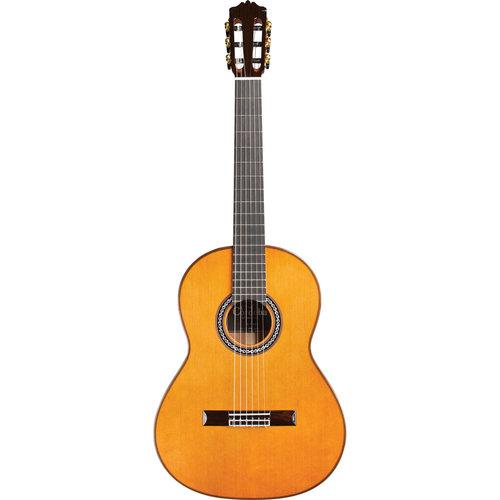 Cordoba Guitars Cordoba - C9 Luthier Series - Acoustic Nylon String - Classical Guitar - Canadian Cedar Top - Polyfoam Case