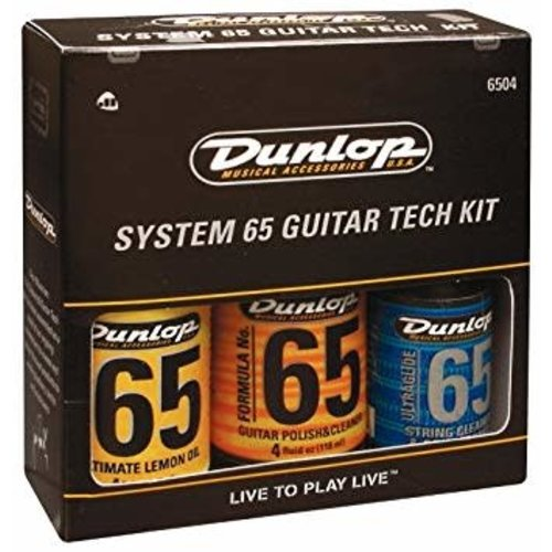 Dunlop Dunlop - System 65 Guitar Tech Kit