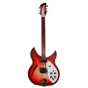 Rickenbacker USED - Rickenbacker 330 Fireglo - with OHSC