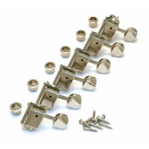 Allparts Allparts - Gotoh Tuning Keys Vintage Style - 6 in Line