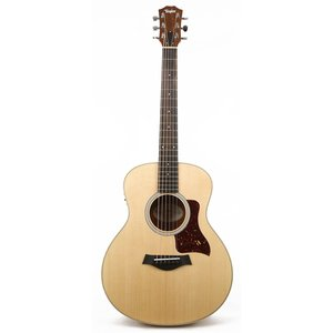 Taylor Guitars Taylor - GS Mini-e Black Limba LTD - Limited Edition - Electro Acoustic Guitar - w/ Gig Bag