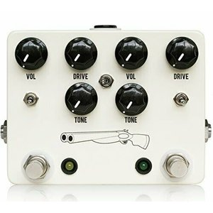 JHS Pedals JHS - Double Barrel V3 - Dual Overdrive