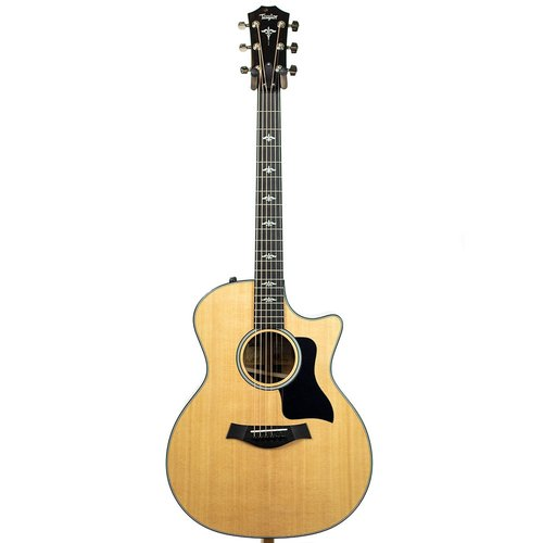 Taylor Guitars Taylor - E14ce LTD - Limited Edition - Ebony- Electro Acoustic Guitar - w/ Hardcase