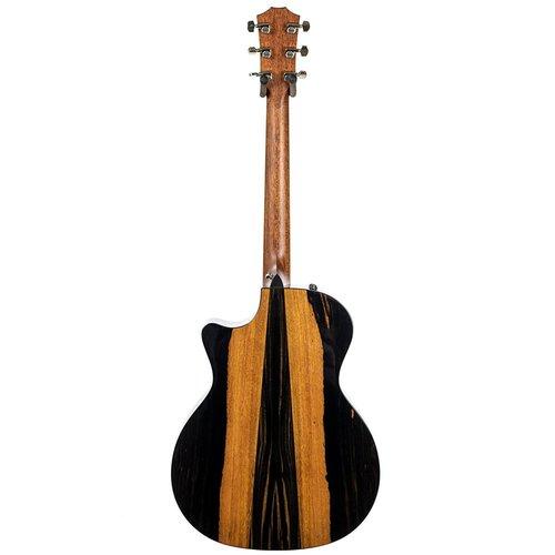 Taylor Guitars Taylor - E14ce LTD - Limited Edition - Ebony- Electro Acoustic Guitar - w/ Hardcase