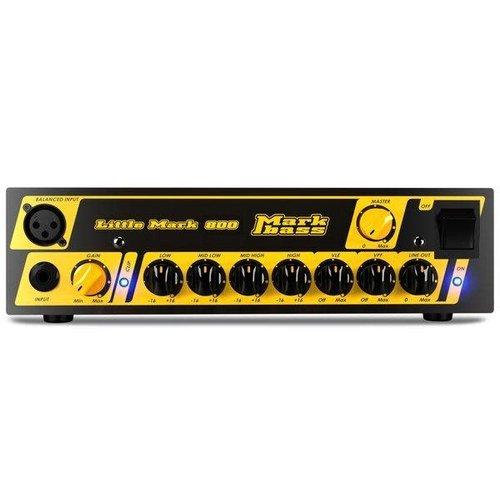 Markbass Markbass - Little Mark - 800W Bass Head