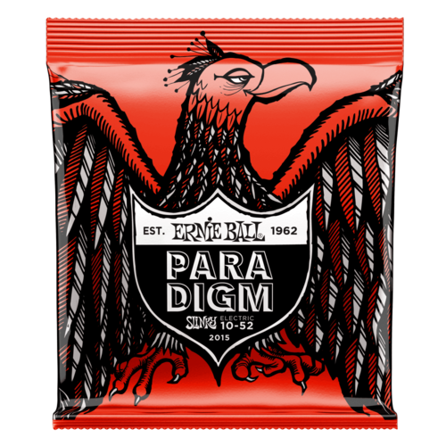 Ernie Ball Ernie Ball - Paradigm - Skinny Heavy Bottom - 10-52