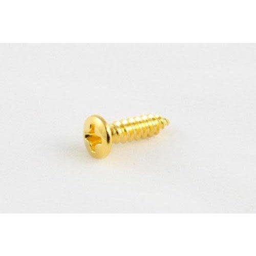 Allparts Allparts - Pickguard Screws Gold - ea