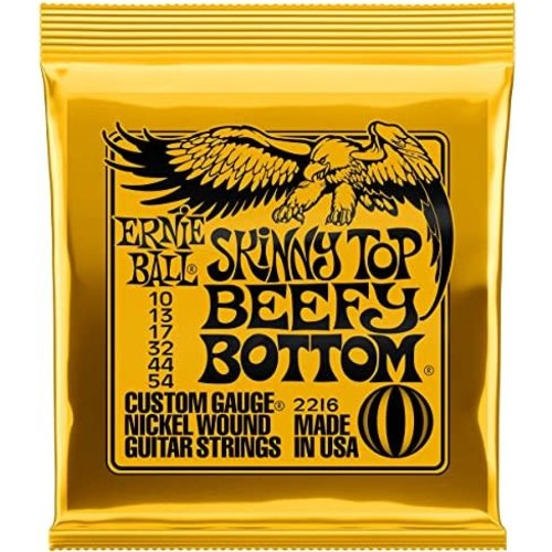 Ernie Ball Ernie Ball - Skinny Top-  Beefy Bottom  - .10 - 54