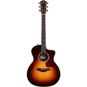 Taylor Guitars Taylor - 214ce-SB DLX - Rosewood - Electro Acoustic Guitar - w/ OHSC
