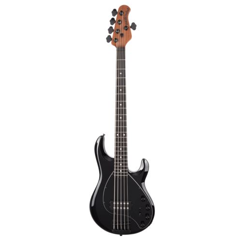 Ernie Ball Music Man Ernie Ball - Music Man - Stingray 5 - Special Bass - Jet Black with Ebony Fingerboard