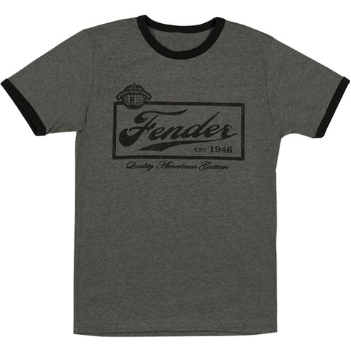 Fender Fender - T-Shirt - Beer Label