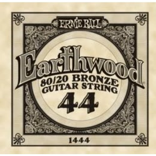 Ernie Ball Ernie Ball -  Earthwood 80/20 Bronze -  Single String - .44