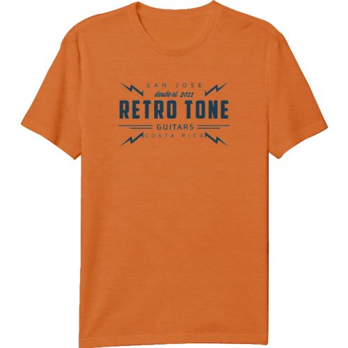 Retro Tone Guitars - T-Shirt - 6th Anniversary