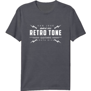 Retro Tone Guitars Retro Tone Guitars - T-Shirt - Navy - Women