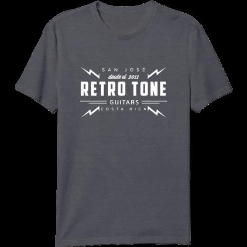Retro Tone Guitars Retro Tone Guitars - T-Shirt - Navy - Woman