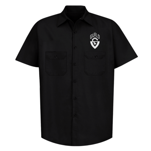 Gretsch Guild - Workshirt  - Made to be Played