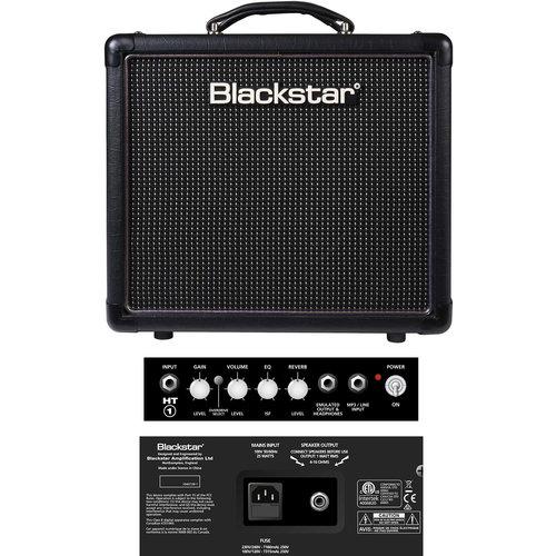 "Blackstar Blackstar - HT-1R - 1 watt 1x8"" Tube - Combo with Reverb"