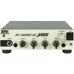DV Mark DV Mark - DV Micro 50 Jazz - Guitar Head