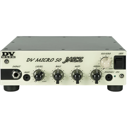 DV Mark DV Mark - DV Micro 50 Jazz - Guitar Head