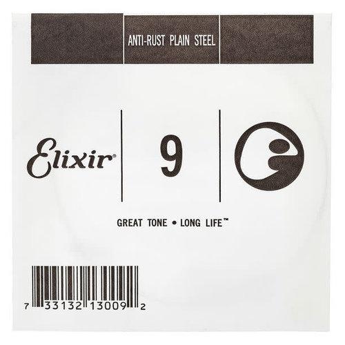Elixir Elixir - Anti-Rust Plain Steel - Single String   .009