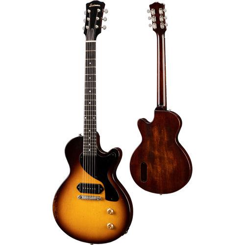 Eastman Strings Eastman - SB55-SB/V-SB - Electric Solid Body - w/ Hardshell Case - Vintage Sunburst
