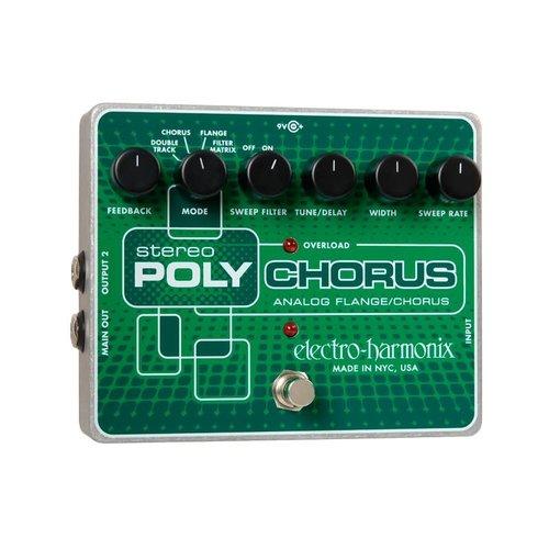 Electro Harmonix Electro Harmonix - Stereo Polychorus