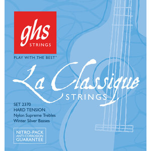 GHS GHS - La Classic High Tension  - Nylon Strings