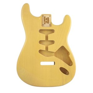 Allparts Allparts - Blonde Finished Body for Stratocaster