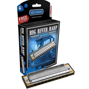 Hohner Hohner - Harmonica - Big River - Key of F#