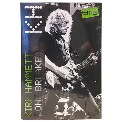 EMG EMG - Kirk Hammett Bone Breaker SET - Black