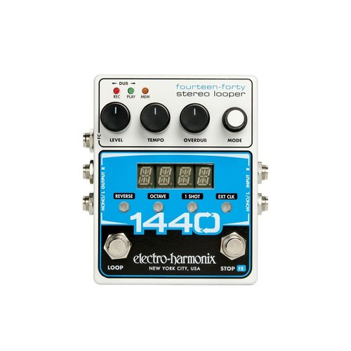 Electro Harmonix Electro Harmonix -  1440 Stereo - Looper Pedal
