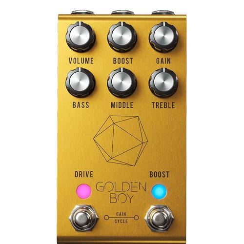 Jackson Audio  - Golden Boy - Transparent Overdrive