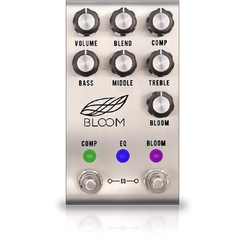 Jackson Audio - Bloom V2 -  Midi - Compressor/EQ - Satinless Steel