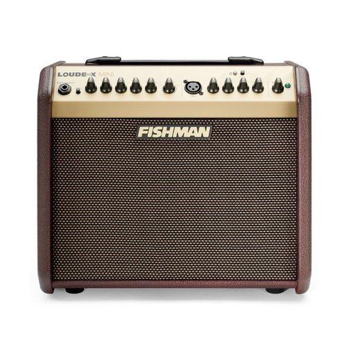 """Fishman Transducers Fishman-  Loudbox Mini BT - 60-watt 1x6.5"""" - Acoustic Amplifier"""